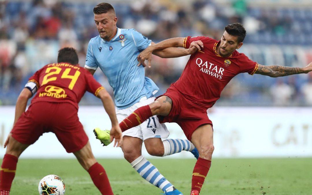Прогноза за гол/гол на Рома срещу Лацио