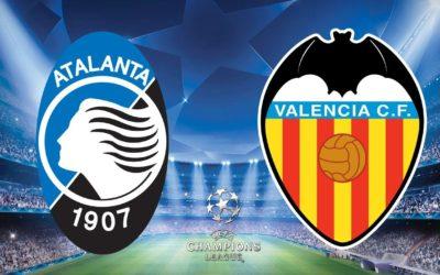 Прогноза: Аталанта – Валенсия – 19.02.2020