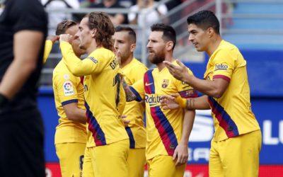 Прогноза: Барселона – Ейбар – 22.02.2020