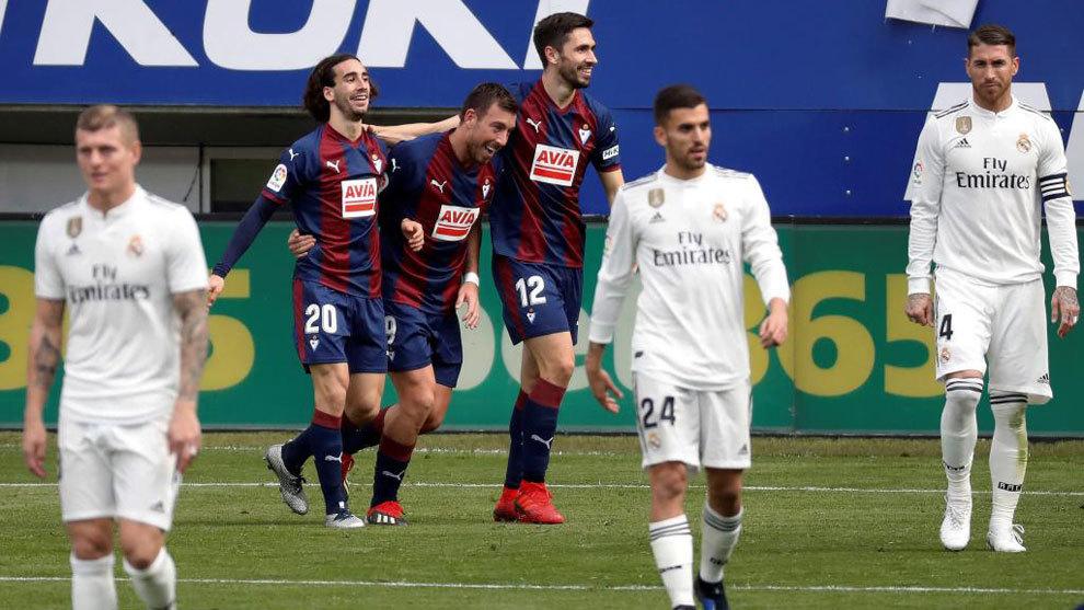Прогноза: Реал Мадрид – Ейбар – 13.03.2020